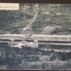 Postales: ESTACIÓN INTERNACIONAL DE CANFRANC – FERROCARRIL – EDICIÓN F. DE LAS HERAS, JACA. Lote 25171099