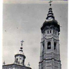 Postales: POSTAL CALATAYUD TORRE Y CRUCERO SANTA MARIA EDICIONES SICILIA Nº 1 . Lote 17476605