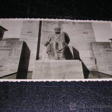 Postales: POSTAL FOTOGRAFICA,GRAUS EN LAPIZ PARTE POSTERIOR-14X9 CM.. Lote 17609373