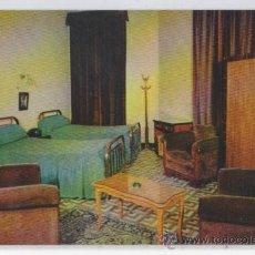 Postales: TARJETA POSTAL HOTEL CENTENARIO HABITACIÓN ZARAGOZA. Lote 21656110