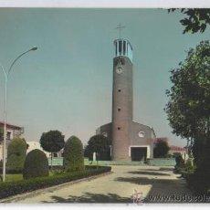 Postales: TARJETA POSTAL DE EL BAYO PASEO DEL CAUDILLO ZARAGOZA. Lote 17793762