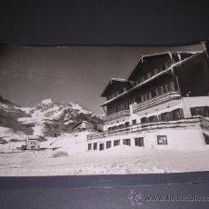Postales: CANFRANC - CANDANCHU 101 -VISTA GENERAL DE LOS HOTELES,EDC, SICILIA-14X9 CM.. Lote 17857249