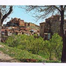 Cartes Postales: ALQUEZAR / ED.SICILIA N.2 / CASTILLO Y COLEGIATA / AÑOS 60 / HUESCA. Lote 17877771