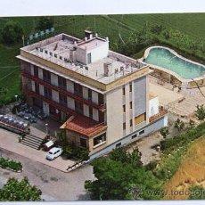 Cartes Postales: HUESCA / HOTEL MONTEARAGON / ED.JOSAN / AÑOS 70 / TARJETA MENU BODA EN REVERSO. Lote 17878133