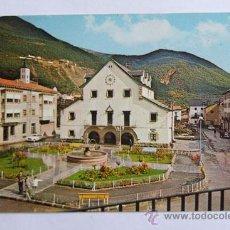 Cartes Postales: BIESCAS / VISTA PARCIAL / ED.PEÑARROYA / AÑOS 60 / HUESCA /. Lote 17879823