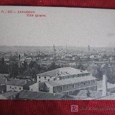 Postales: ZARAGOZA - VISTA GENERAL. Lote 18031166