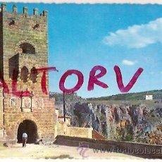 Postcards - POSTAL A COLOR 809 MONASTERIO DE PIEDRA ZARAGOZA TORRE DEL HOMENAJE GARCIA GARRABELLA - 18212735