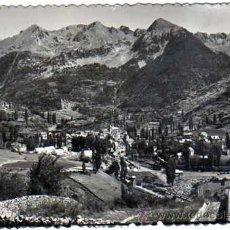 Postales: SALLENT DE GALLEGO. VISTA GENERAL. EDICIONES SICILIA. ZARAGOZA. AÑOS 50. CIRCULADA. Lote 18314129