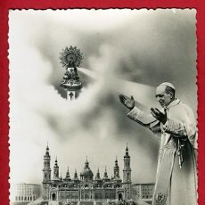 Postales: ZARAGOZA, RECUERDO DEL CONGRESO MARIANO, P36940. Lote 19813350