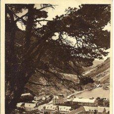 Postales: PS0306 BALNEARIO DE PANTICOSA 'VISTA GENERAL'. ED. ARRIBAS. CIRCULADA 1956. Lote 18755377