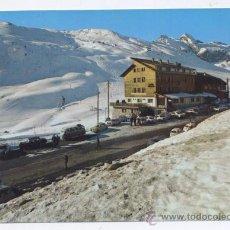 Postales: POSTAL CANFRANC-CANDANCHU - HOTEL TOBAZO - 1971 (SEAT 600). Lote 18892564