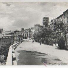 Postales: TARJETA POSTAL OVALO TERUEL. Lote 18970357