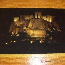 Postales: POSTAL DE MONZÓN ( HUESCA ),VISTA NOCTURNA CASTILLO DE MONZÓN, EDICIONES LA CLAMOR 2006 SIN CIRCULAR. Lote 19036148