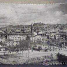 Postales: ANTIGUA POSTAL VISTA PARCIAL Y CASTILLO DE CALATAYUD. ZARAGOZA. Lote 23509170