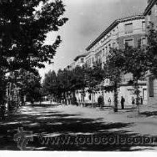 Postales: POSTAL CALATAYUD PASEO CALVO SOTELO. Lote 19261092