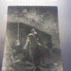 Postales: ANTIGUA POSTAL LA CAMPANA DE HUESCA. ED. DARVI ZARAGOZA. Lote 19265876