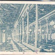 Postales: ZARAGOZA.- CAFÉ DE AMBOS MUNDOS. Lote 19283599
