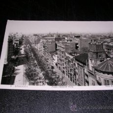 Postales: 5.-ZARAGOZA PASEO GENERAL MOLA,EDC. ARRIBAS.14X9 CM. . Lote 19458746