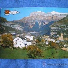 Postales: POSTAL HUESCA TORLA VISTA PARCIAL NO CIRCULADA. Lote 19579491
