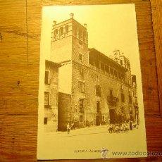 Postales: POSTAL DE HUESCA.- AYUNTAMIENTO. Lote 19769617