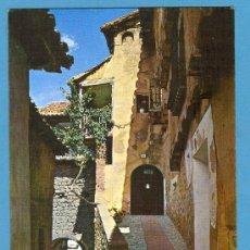 Postales: POSTAL DE ALBARRACIN (TERUEL). Lote 19772570