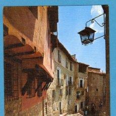Postales: POSTAL DE ALBARRACIN (TERUEL). Lote 19772692