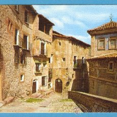 Postales: POSTAL DE ALBARRACIN (TERUEL). Lote 19772776