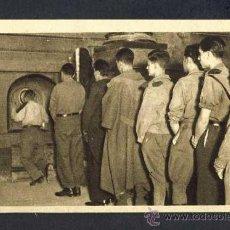 Postales: POSTAL DE ZARAGOZA: MILITARES EN EL PILAR (FOTO ANGEL CORTÉS). Lote 19786570