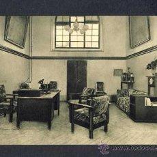 Postales: POSTAL DE ZARAGOZA: FACULTAD DE MEDICINA: DESPACHO DEL SR.SECRETARIO (ED.ANGEL JALON, ARTE). Lote 19787382