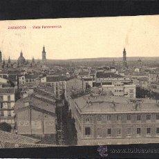 Postales: ZARAGOZA. VISTA PANORÁMICA.. Lote 27210919