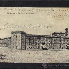 Postales: ZARAGOZA. CASTILLO DE LA ALJAFERÍA.. Lote 27210923