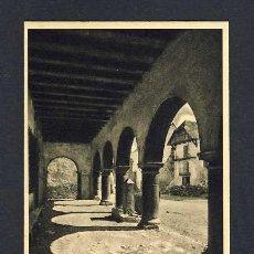 Postales: POSTAL DE BIELSA (HUESCA): PORTICOS DEL AYUNTAMIENTO (ZERKOWITZ NUM.11). Lote 19823484
