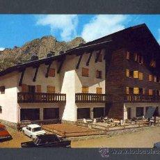 Postales: POSTAL DE SALLENT DE GÁLLEGO (HUESCA): FORMIGAL, HOTEL EGUZI-LORE (PUBLINTEL). Lote 19882624