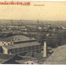 Postales: ZARAGOZA. VISTA GENERAL. Lote 19956316