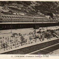 Postkarten - canfranc-huesca - 20263376