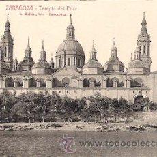 Postcards - ZARAGOZA - Templo del Pilar - 20504171