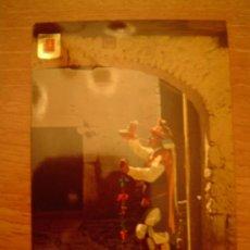 Postales: POSTAL PIRINEO ARAGONES (HUESCA) JACETANIA TIPICA MAYORAL DANZANTES DE YERBA SIN CIRCULAR. Lote 20941987