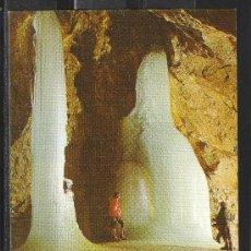 Cartes Postales: Nº 38 PARQUE NACIONAL DE ORDESA. (PIRINEO ARAGONÉS). GRUTA HELADA DE CASTERET. Lote 21343407