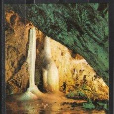 Cartes Postales: Nº 2. PARQUE NACIONAL DE ORDESA. GRUTA HELADA DE CASTERET. Lote 21344129