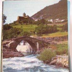 Postales: TORLA. HUESCA. ED. SICILIA.. Lote 21395586