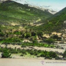 Postales: VILLANUA HUESCA AÑO 1967 COLOREADA. Lote 21642466