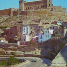 Postales: + ALCAÑIZ TERUEL AÑOS 70 CITROEN 2 CV AK. Lote 21642574