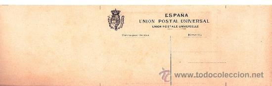 Postales: TARJETA POSTAL DE ZARAGOZA. CENTENARIO DE LOS SITIOS 1908. Nº 18. RUINAS DE ZARAGOZA. - Foto 2 - 21733137