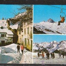 Postales: Nº 2. - SALLENT DE GALLEGO (ESTACION INVERNAL). Lote 21828755