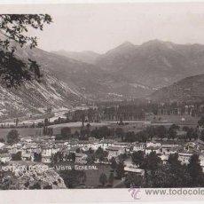 Postales: CASTEJON DE SOS VISTA GENERAL. Lote 21995850