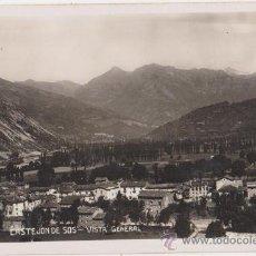 Postales: CASTEJON DE SOS VISTA GENERAL. Lote 21995943