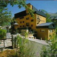 Postales: PANTICOSA - HOTEL PANTICOSA. Lote 21997675