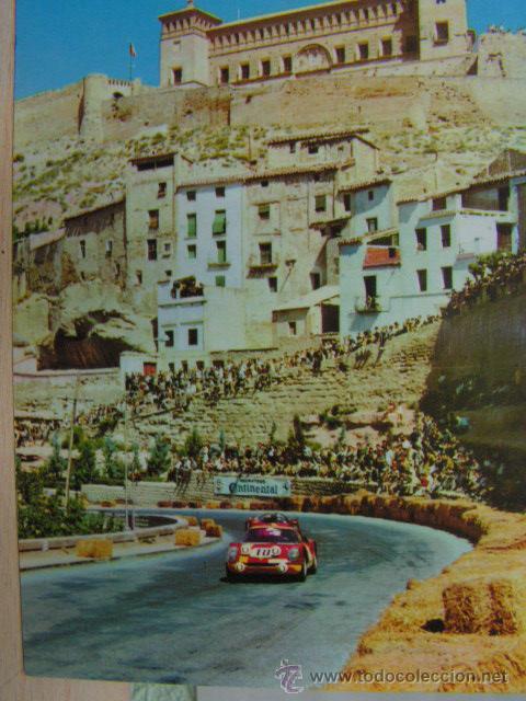 Circuito Alcañiz : Teruel alcañiz circuito de carreras 1969 porsc sold through direct