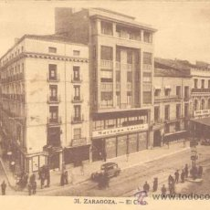 Postales: ZARAGOZA.- EL COSO. Lote 22785748