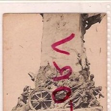 Postales: ANTIGUA POSTAL Nº 113 ZARAGOZA MONUMENTO A LOS SITIOS DETALLE 8199 FOTOTIPIA THOMAS ESCRITA. Lote 22814745